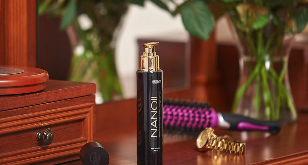 nanoil hair oil test and review